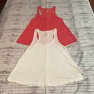 BUNDLE OF 2 AMERICAN EAGLE SOFT & SEXY TANK TOPS